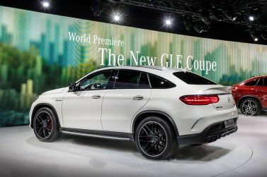 mercedes gle coupe  350 d 4MATIC Luxury