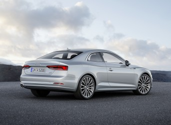 audi a5 coupe 2,0 TDI S line