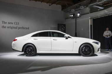 mercedes cls 450 4MATIC AMG Line