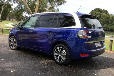 citroen grand c4 picasso 1.6 HDi EXCLUSIVE
