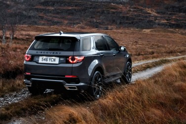 land-rover discovery sport  2.0 TD4 HSE