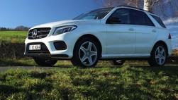 mercedes gle GLE 350 d 4MATIC Luxury