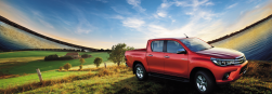 toyota hilux Double Cabine Basic