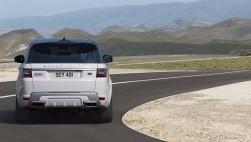 land-rover range rover sport  5.0 V8 SC AB DYNAMIC