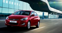 hyundai accent 1.6 CRDi Pack