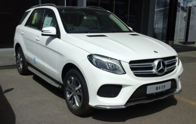 mercedes gle GLE 350 d 4MATIC Luxury