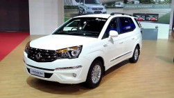 ssangyong stavic 2.0e-XDi Luxe