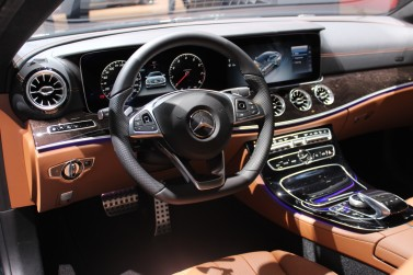 mercedes classe e coupe E 220 d  AMG Line
