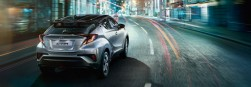 toyota c-hr DISTINCTIVE CVT HV