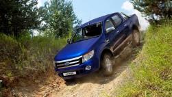 ford ranger 2.2 TDCI limited auto