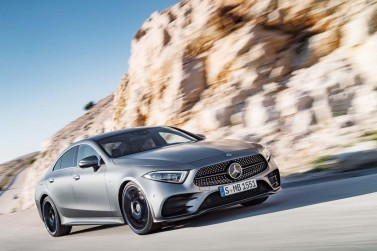 mercedes cls 350 d 4MATIC Luxury
