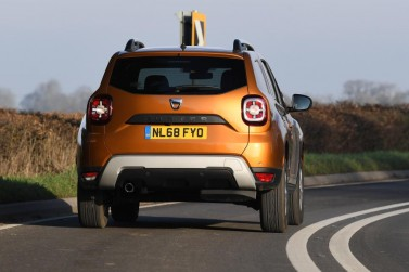 dacia duster Ambiance 1,5 dCi 110 EDC