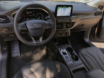 ford focus 1.5l EcoBlue Connected BVM