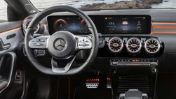 mercedes cla 200d Style