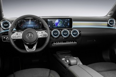 mercedes classe a 200 Amg Line