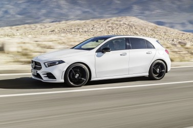 mercedes classe a 250 Amg Line