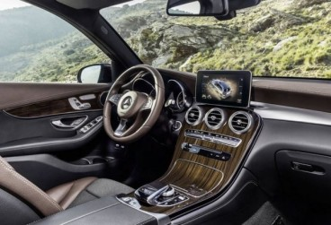 mercedes glc 250 d 4MATIC Avantgarde