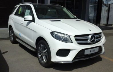 mercedes gle GLE 350 d 4MATIC