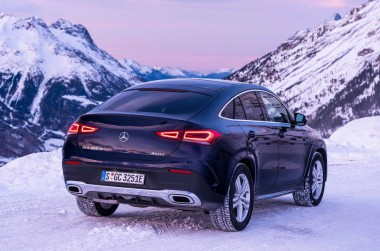 mercedes gle coupe 400d 4matic 9G luxury