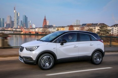 opel crossland x  1.5 CDTI Enjoy BVA