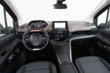 peugeot rifter 1.6HDI ACTIVE