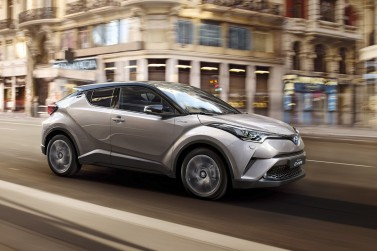 toyota c-hr DYNAMIC + HV