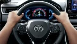 toyota new rav4  2,5 HV Dynamic Hybride